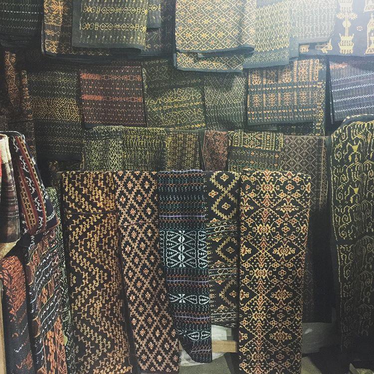 Kain Tenun Khas Nusa Tenggara Timur, sumber ig greseldasitumorang