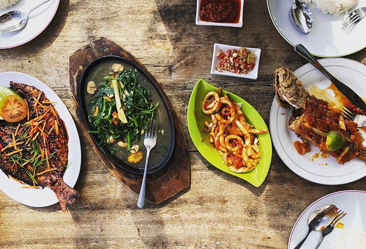 Seafood Labuan Bajo, sumber ig susilosan