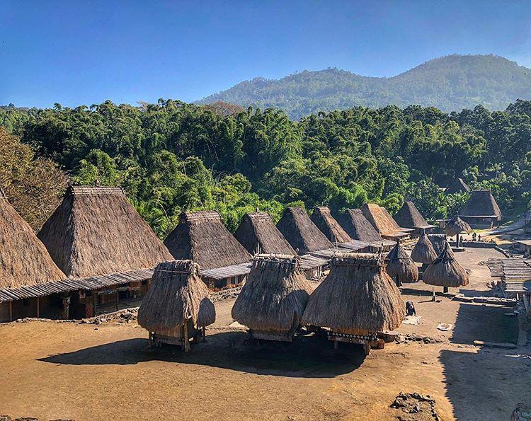 Bena Village, sumber ig _ovide_