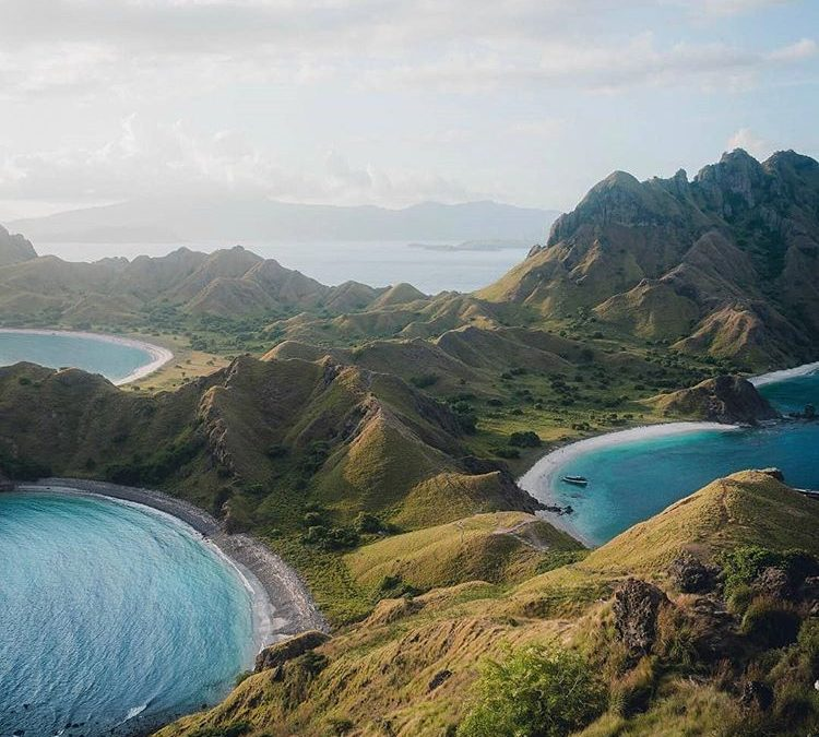 Menikmati Wisata Ala Backpacker Ke Pulau Komodo