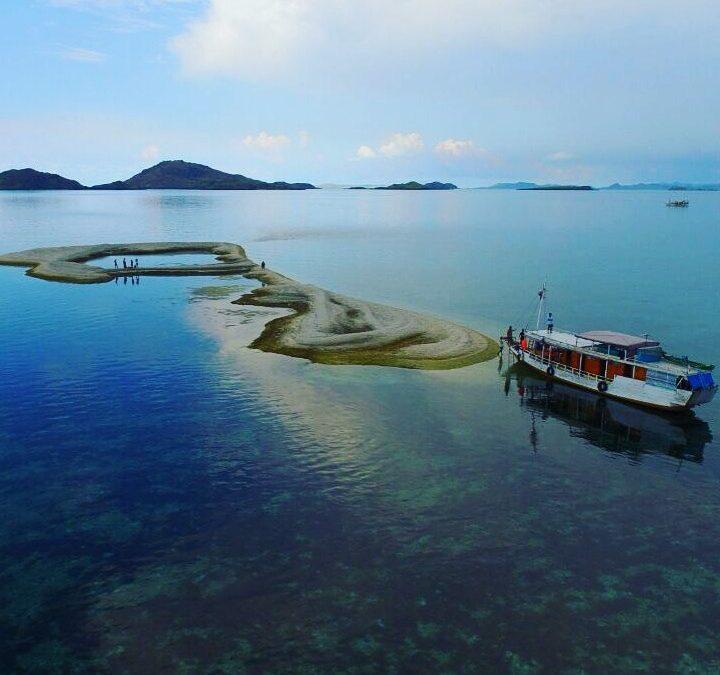 Atol Magiatan, Pulau Karang Yang Mempesona