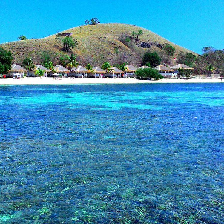 Pulau Seraya, sumber ig daenglira