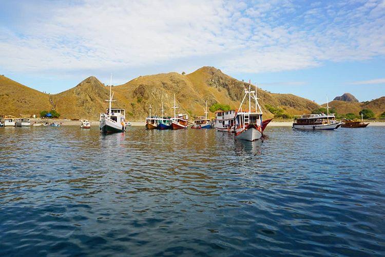 Pulau Padar, sumber ig upang_tan