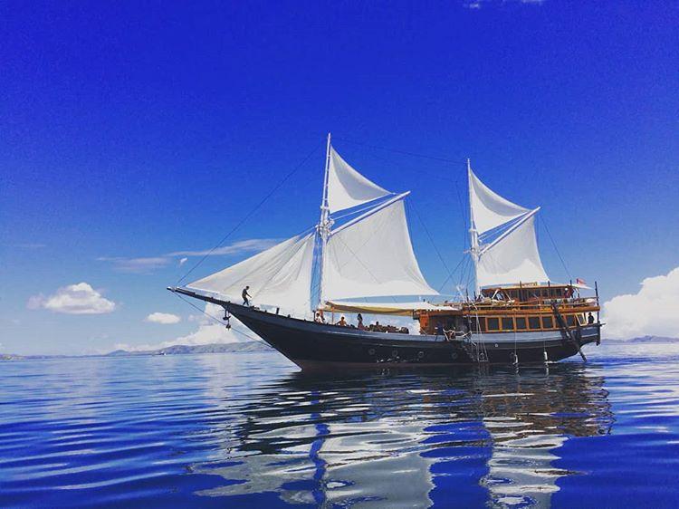 Sailing Cruise Labuan Bajo, sumber ig sipuliang_cruise
