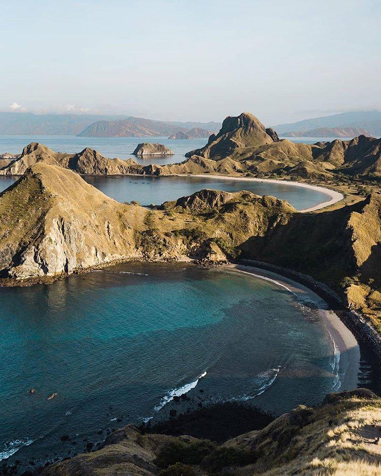 Pulau Padar Labuan Bajo, sumber ig dolankemari