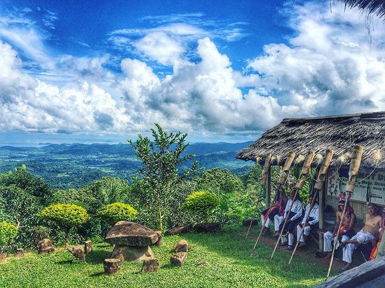 Kampung Melo Labuan Bajo, Sensasi Wisata Yang Berbeda Dari Pantai Eksotis