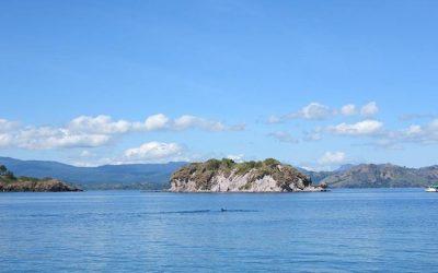 Menikmati Keindahan Pulau Bidadari Labuan Bajo Yang Eksotis