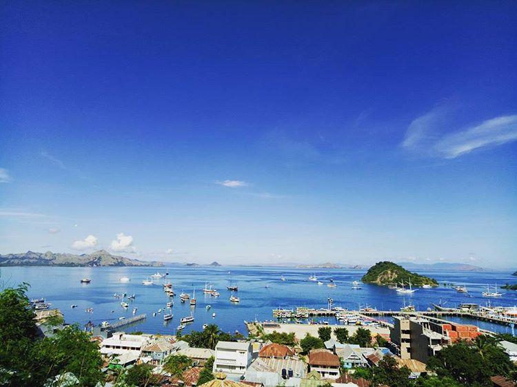 Pelabuhan Marina, Akses Kapal Pesiar di Labuan Bajo