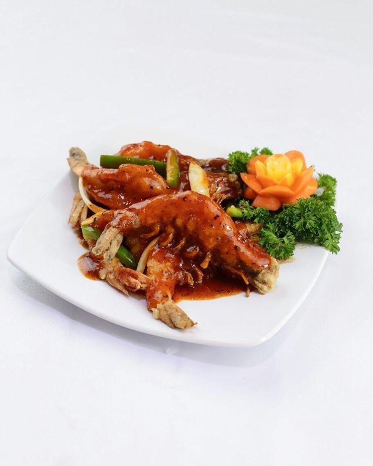 Kuliner Seafood Khas Labuan Bajo, sumber ig dragonresto