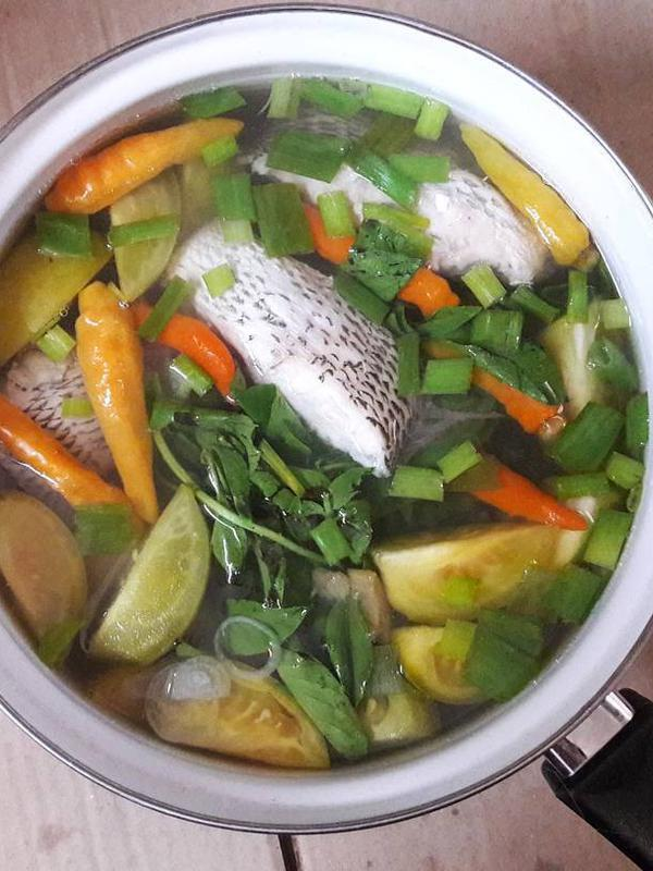 Sup Ikan Kuah Asam, sumber ig www.fimela.com