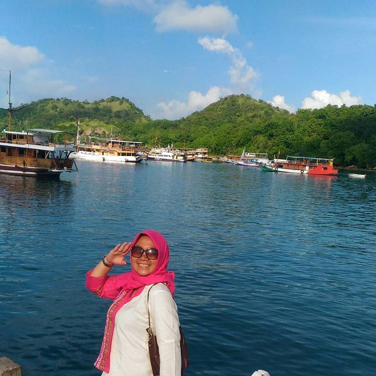 Pelabuhan Tilong Labuan Bajo, sumber ig ntagitatanzielia