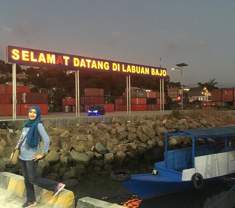 Pelabuhan Tilong Labuan Bajo, sumber ig hennyafriani