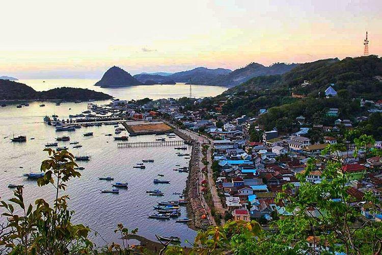 Pelabuhan Tilong, Dermaga Terbesar Menuju Labuan Bajo