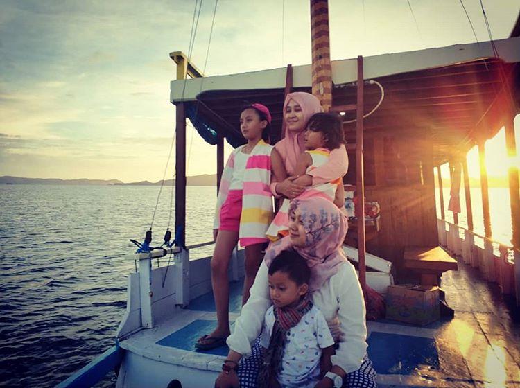 Perjalanan Laut Labuan Bajo, sumber ig lintang_sadono