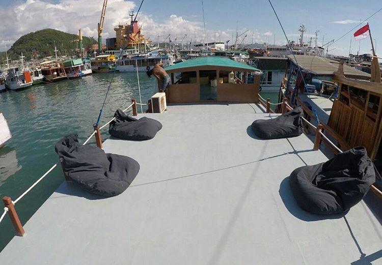 Kapal Wisata Labuan Bajo, sumber ig sailing_komodo_boat_charter