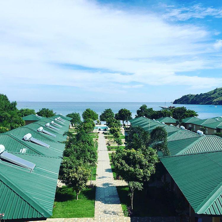 Sylvia Resort Komodo, sumber ig riisrejser