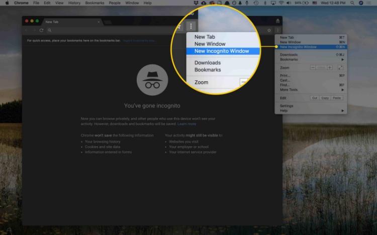 Tips Paket Wisata Labuan Bajo Browser Mode Incognito