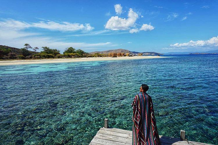 Pesona Pulau Sabolon Yang Masih Alami dan Perawan