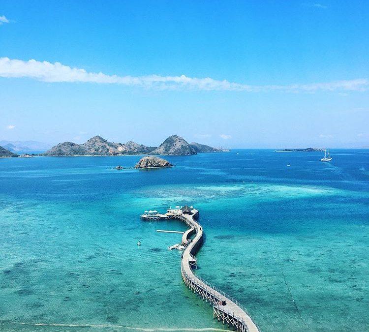 Salah Satu Resort di Pulau Komodo, sumber ig nomadcouch