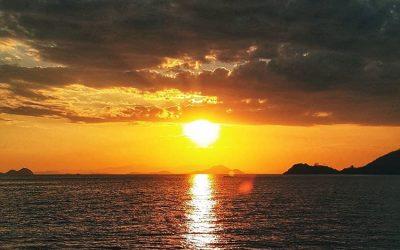 Spot Sunset Labuan Bajo Yang Mempesona