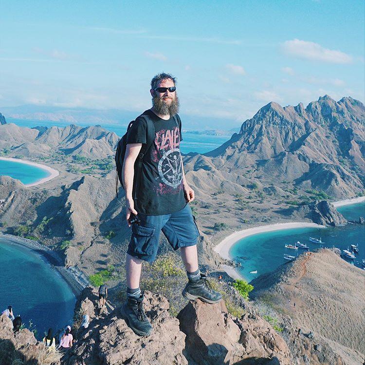 Solo Traveler di Labuan Bajo, sumber ig sailingkomodo.id